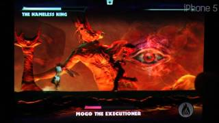 God of Blades iOS iPad iPhone Gameplay Review - AppSpy.com
