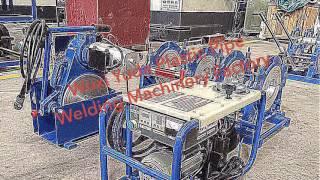 Termofusión a Tope con Equipo Hidraúlico/Plastic Pipe and fittings fusion machine(, 2016-07-11T04:39:12.000Z)