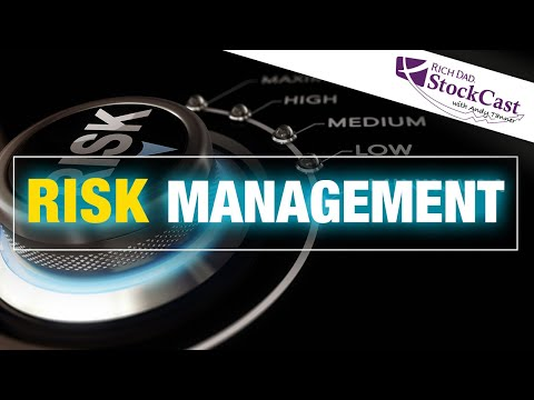 Save Yourself with Risk Management - [Rich Dad's StockCast]