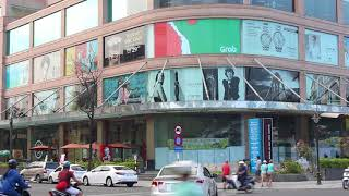Clip Grab ban ngày màn hình Led Nha Trang Center