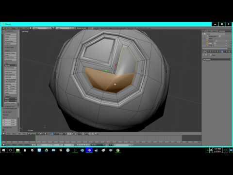 Sub Pod Geometry and Edge Wear mask