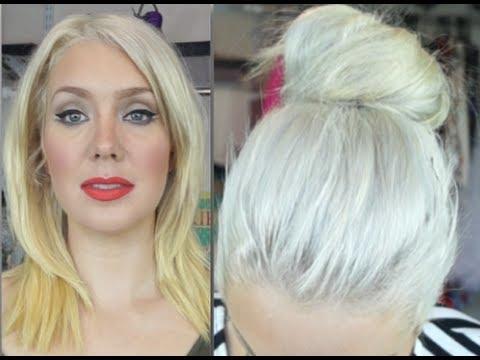 l oreal paris feria absolute platinum hair dye review doovi