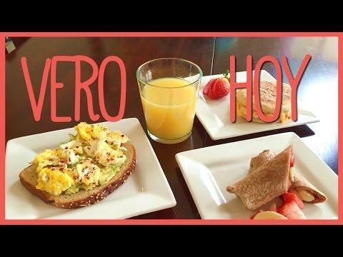 Hoy tres recetas de desayuno rapido y facil 2015 viyoutube for Que cocinar hoy facil y rapido