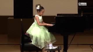 組曲「魔女の国」_小清水 陽菜_ヤマハ・ハイライト・コンサート2016