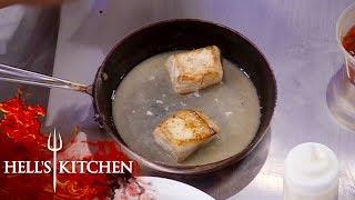 La Tasha Falls For Gordon's Trick | Hell's Kitchen