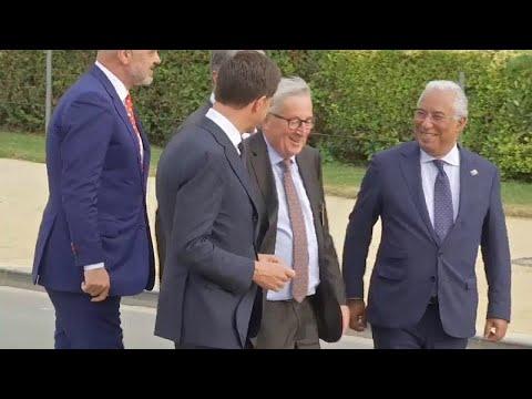 Jean-Claude Juncker titube au sommet de l'OTAN