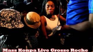 Mass Kompa Gracia Delva & Steeve Khe Live Grosse roche Haiti
