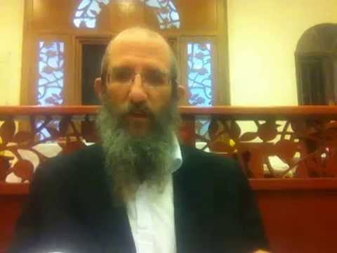 הרב ברוך וילהלם - תניא - ליקוטי אמרים - סיום פרק יח