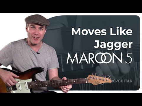 Moves Like Jagger Chords By Christina Aguilera Worship Chords