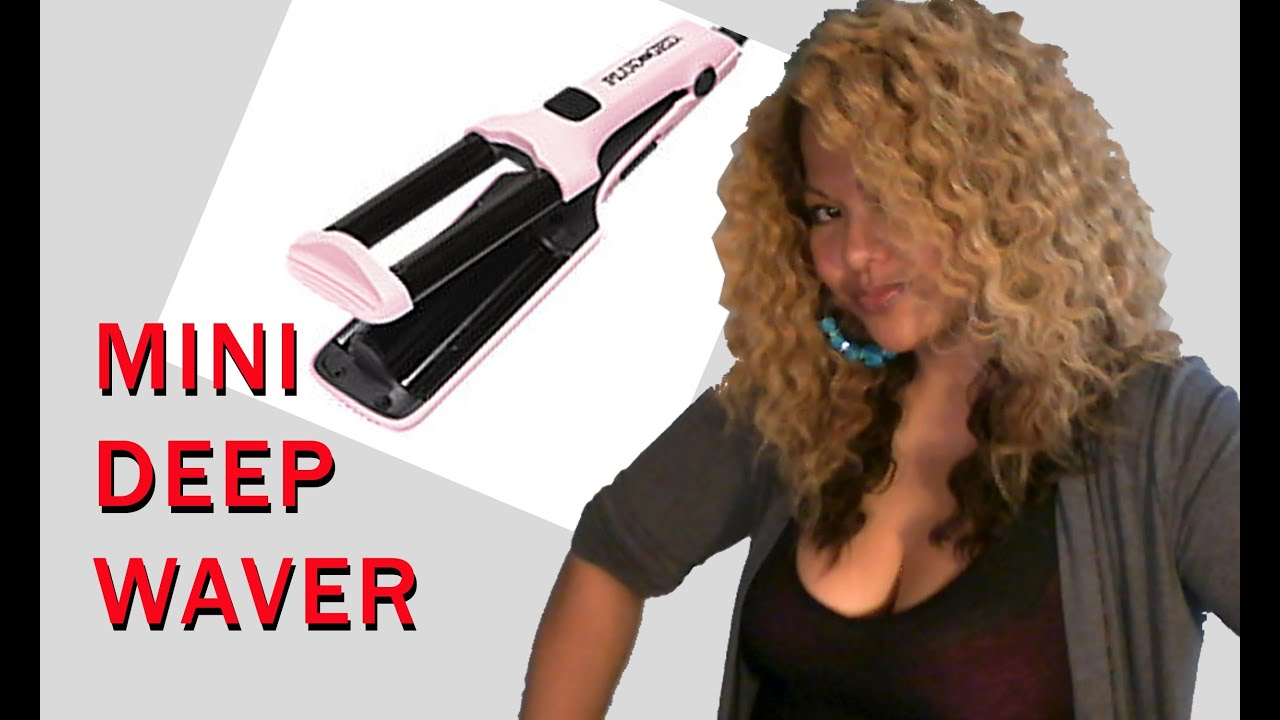 Mini Deep Waver For Medium Water Waves Youtube