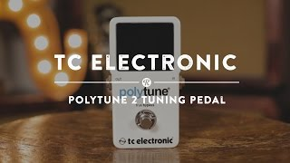 TC Polytune 2 Polyphonic Tuner…