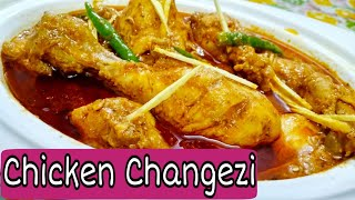 Chicken changezi || Make chicken changezi Restraunt style at home by *zaika-e-Lucknow*