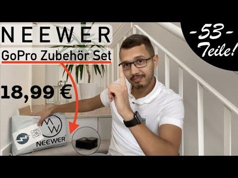 neewer-gopro-zubehör-set-|-53-in-1-koffer-|-unboxing-|-review-&-erster-eindruck-deutsch