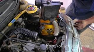 Чистка форсунок ВАЗ 2112 16 клапанный двигатель