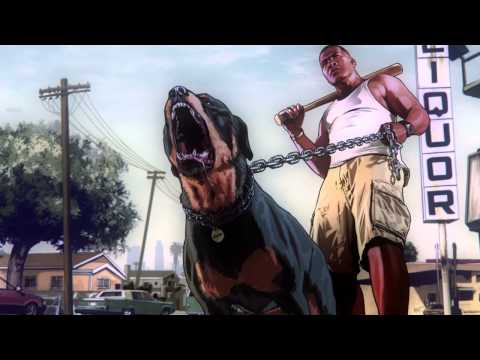Grand Theft Auto V - ART IN MOTION (Animated Trailer) [HD]