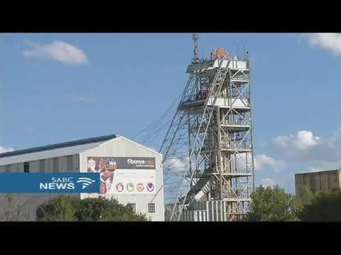 Mineral Resources Minister visits Sibanye Beatrix gold mine