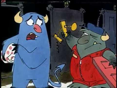 Monsters Inc. Original Treatment