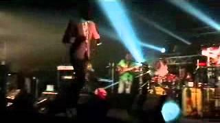 SIZZLA - SMOKE MARIJUANA - ROMA ATLANTICO LIVE - 24 MARZO 2012
