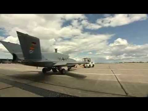Eads Barracuda German Uav Youtube