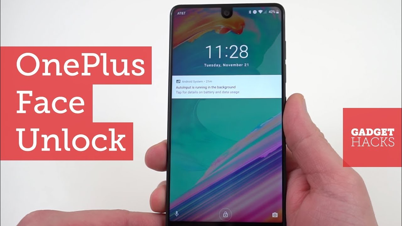 Get the OnePlus 5T's Face Unlock on Any Phone [How-to]
