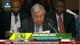 'Libya On The Verge Of War', UN Raises Concerns |Network Africa|