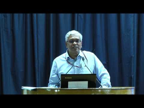 Dr. M Rajeevan, Secretary, Ministry of Earth Sciences talk at plenary session on Ministry of S&T