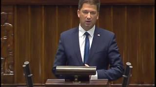 Sylwester Tułajew (PiS) o ograniczeniu handlu w niedziele. 04.10. 2016 r.