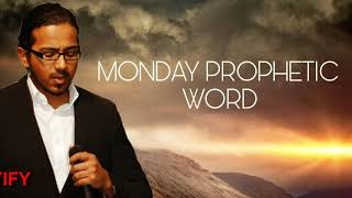 MONDAY PROPHETIC WORD - HUMILITY IS THE KEY - 12 NOVEMBER 2018