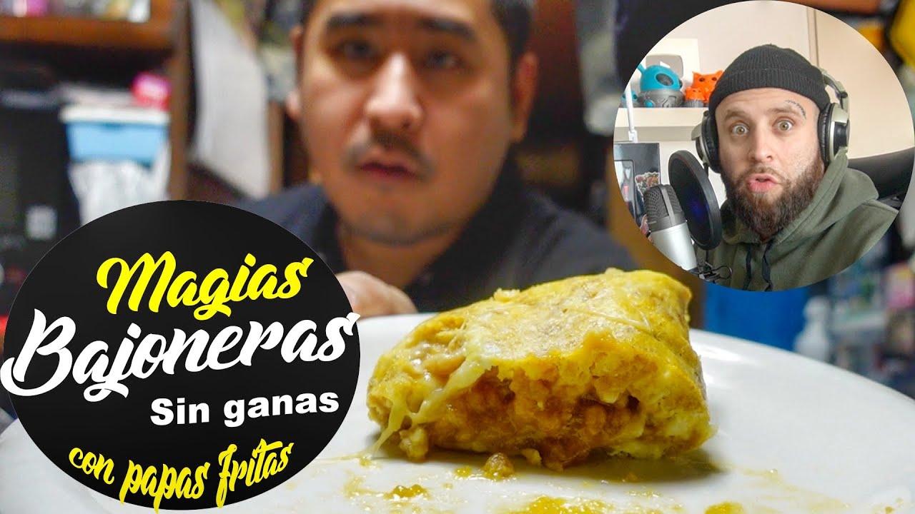 🍟 Lifehacks con papas fritas Japonesas ft. Ramitagram de @Bajoneando por hay