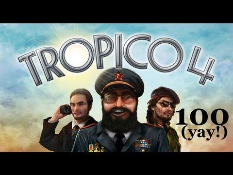Let's Play Tropico 4 Part 100: The Centennial |