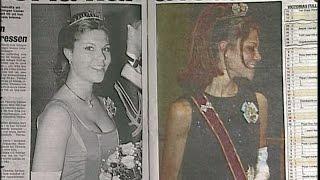 Kronprinsessan om ätstörningen: