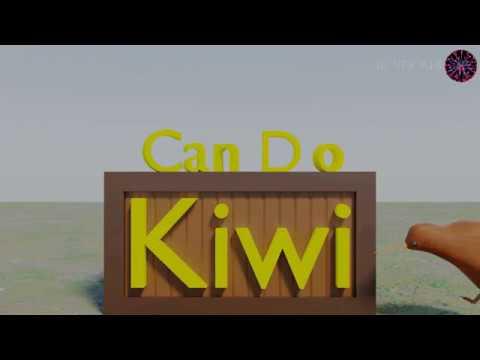 Can-do Kiwi