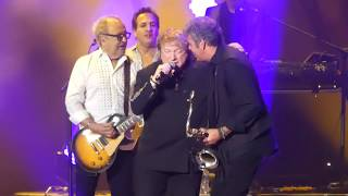 """Urgent"" Billy Joel & Lou Gramm & Mick Jones(Foreigner)@MSGarden New York 1/11/18"