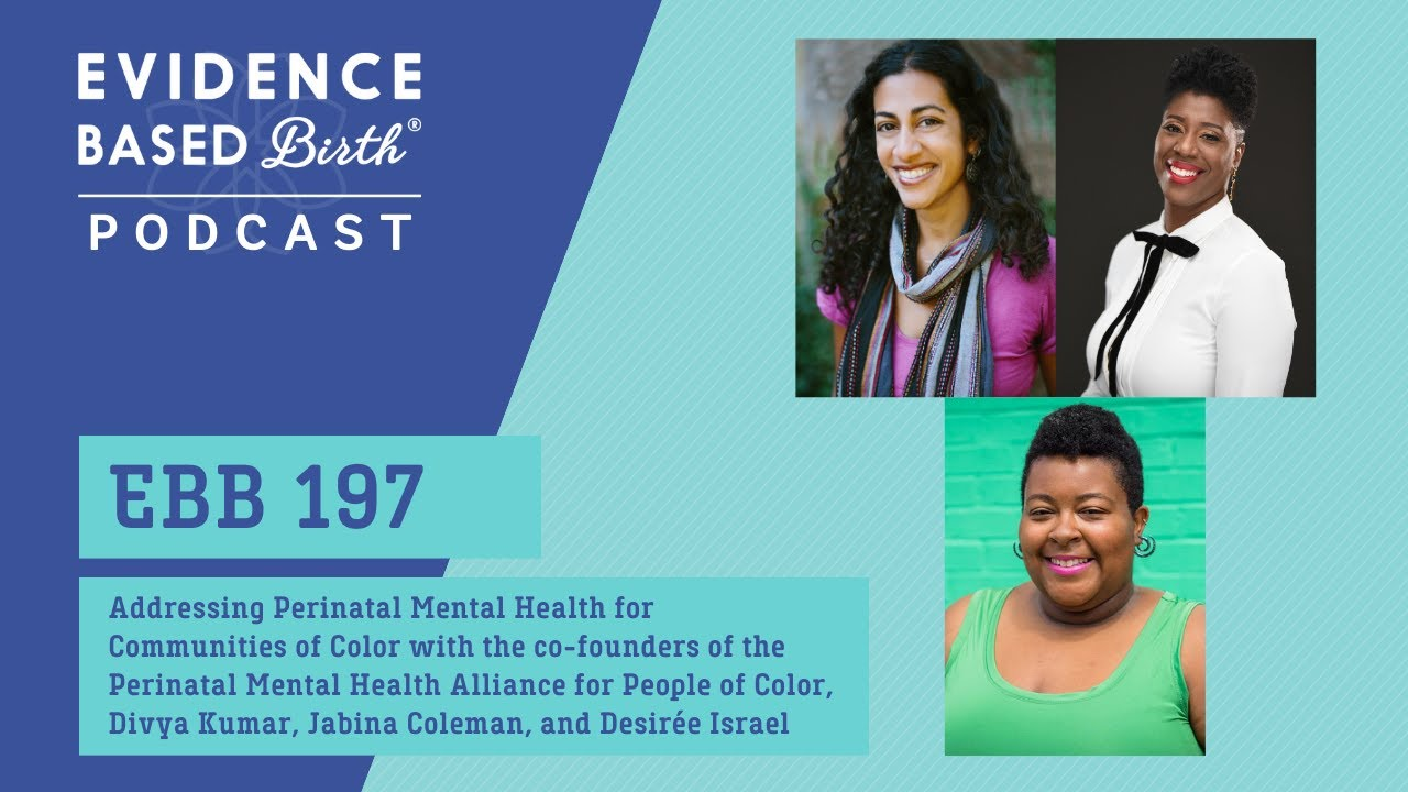 Addressing Perinatal Mental Health for Communities of Color