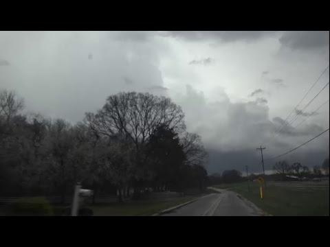 TORNADO Watch Live in Mississippi