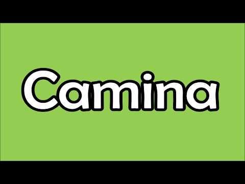 OT 2017 - Camina (Con letra) | Versión Estudio