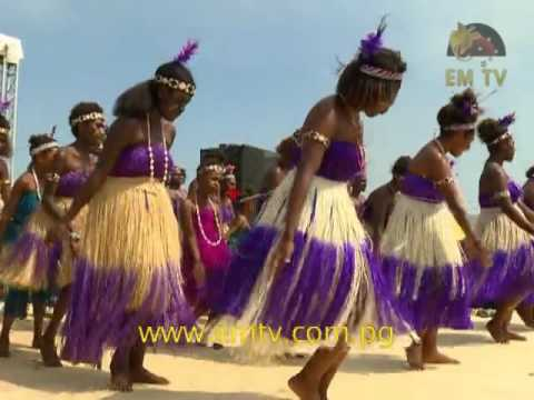Autonomous Region of Bougainville Day Celebrated in Port Moresby