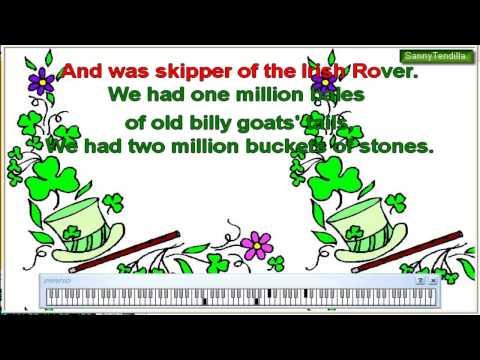 The Irish Rover Karaoke - St. Patrick's Day