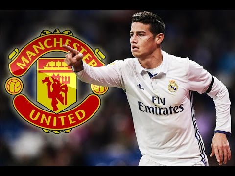 JAMES RODRIGUEZ TO MANCHESTER UNITED?! || TRANSFER BUZZ #1