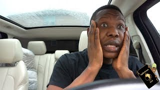 Different types of people in a car accident!!! (Aphricanace)