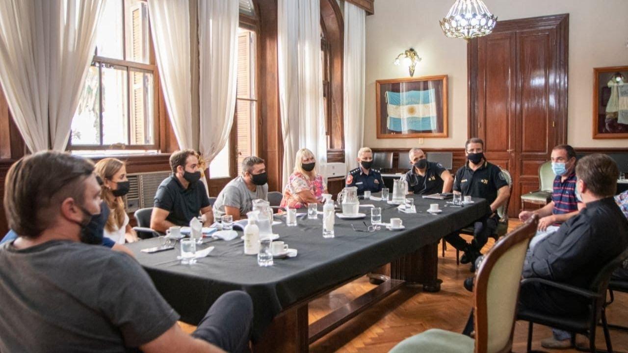 Bomberos: hay compromiso de la Provincia para avanzar con el cuartel propio