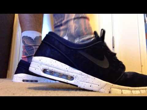 Nike Sb Stefan Janoski Max On Feet Review