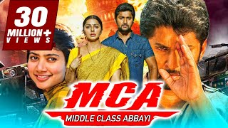 MCA (Middle Class Abbayi) - Superhit Action Romantic Hindi Dubbed Full Movie | Nani, Sai Pallavi