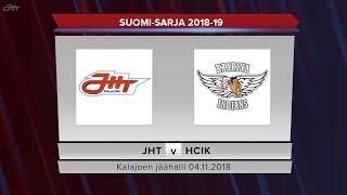 JHT - HCIK 04.11.2018 maalikooste
