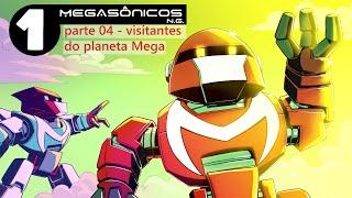 DESENHO ANIMADO COMPLETO | Megasonicos Ep 01 Parte 04