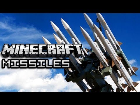 how to make a simple missile in minecraft