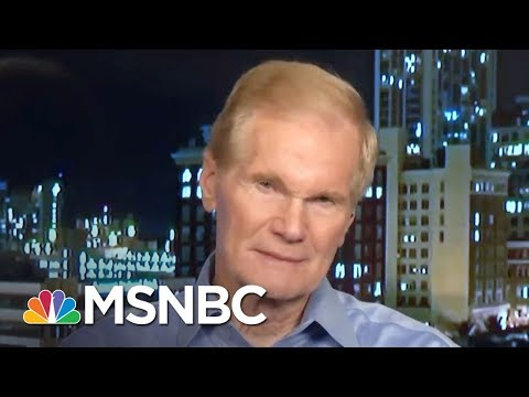 'This Is Not The Finest Hour Of The United States Government': Sen. Bill Nelson | All In | MSNBC