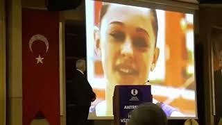 2018 - 2019 RitmikCimnastik Antrenör ve Hakem Vize Semineri