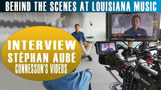 Behind the Scenes at Louisiana Music: Guillaume Connesson Chamber Sessions, Stephan Aube Interview