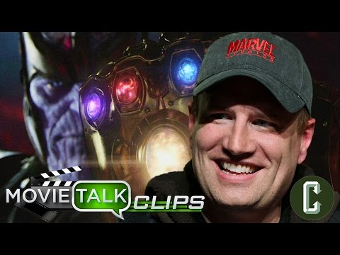 Kevin Feige Says Thanos Arc Will Mirror 'Infinity Gauntlet' in 'Infinity War' - Collider Video